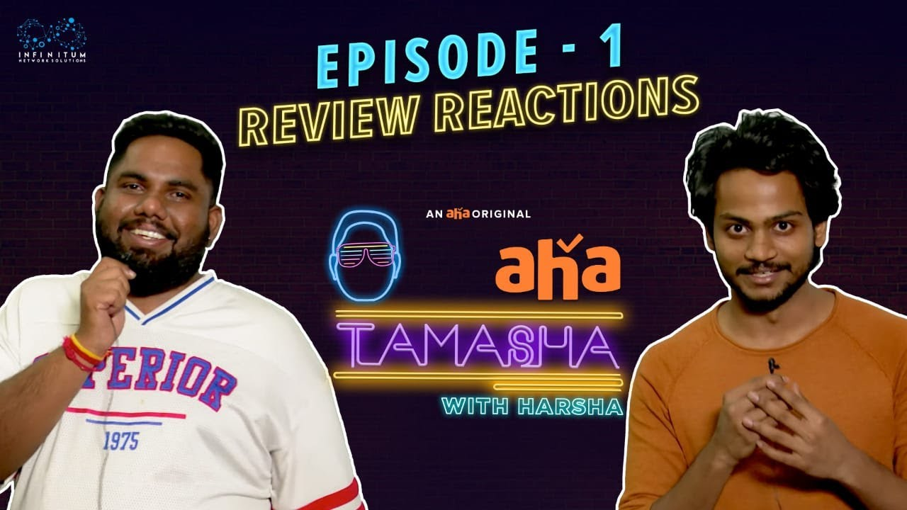 Tamasha with harsha web series review