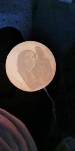 Photo moonlamp